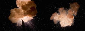 As explosões de Herczeg e Kaehr
