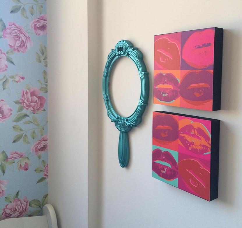 decoração quarto ana lia