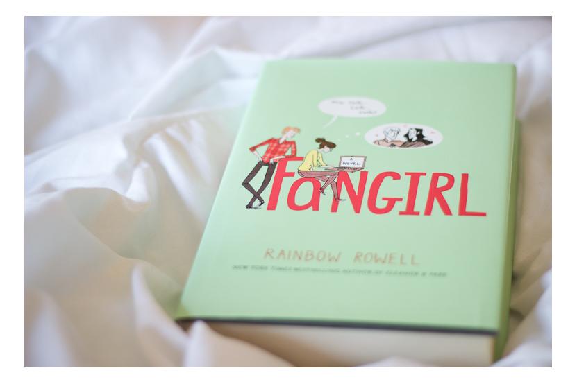 Rainbow Rowell - Fangirl