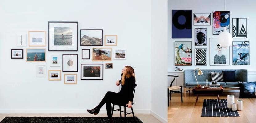 fotografia-na-decoração---gallery-wall1
