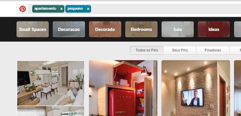 decoração-apartamento-pequenopinterest