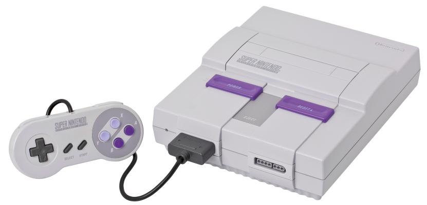 Super-Nintendo-(Super-NES)