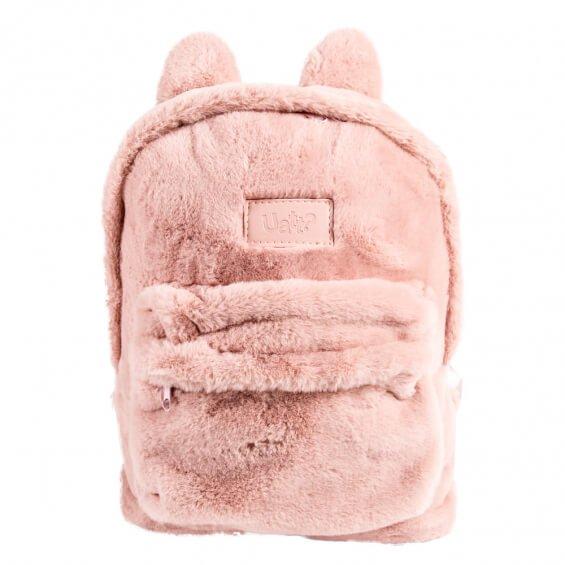 Mochila plush – rosa