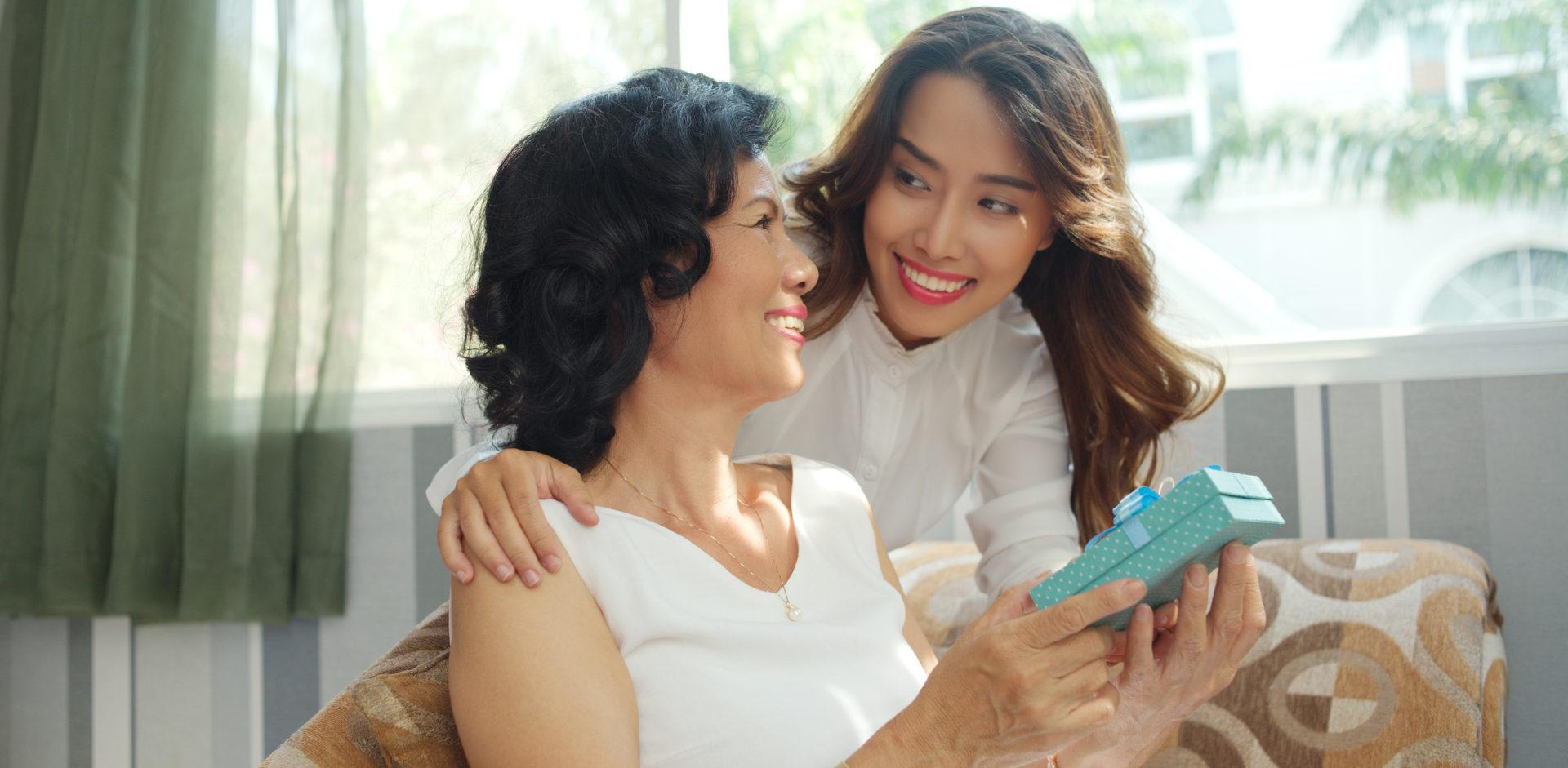 O  que dar de presente para a sogra?