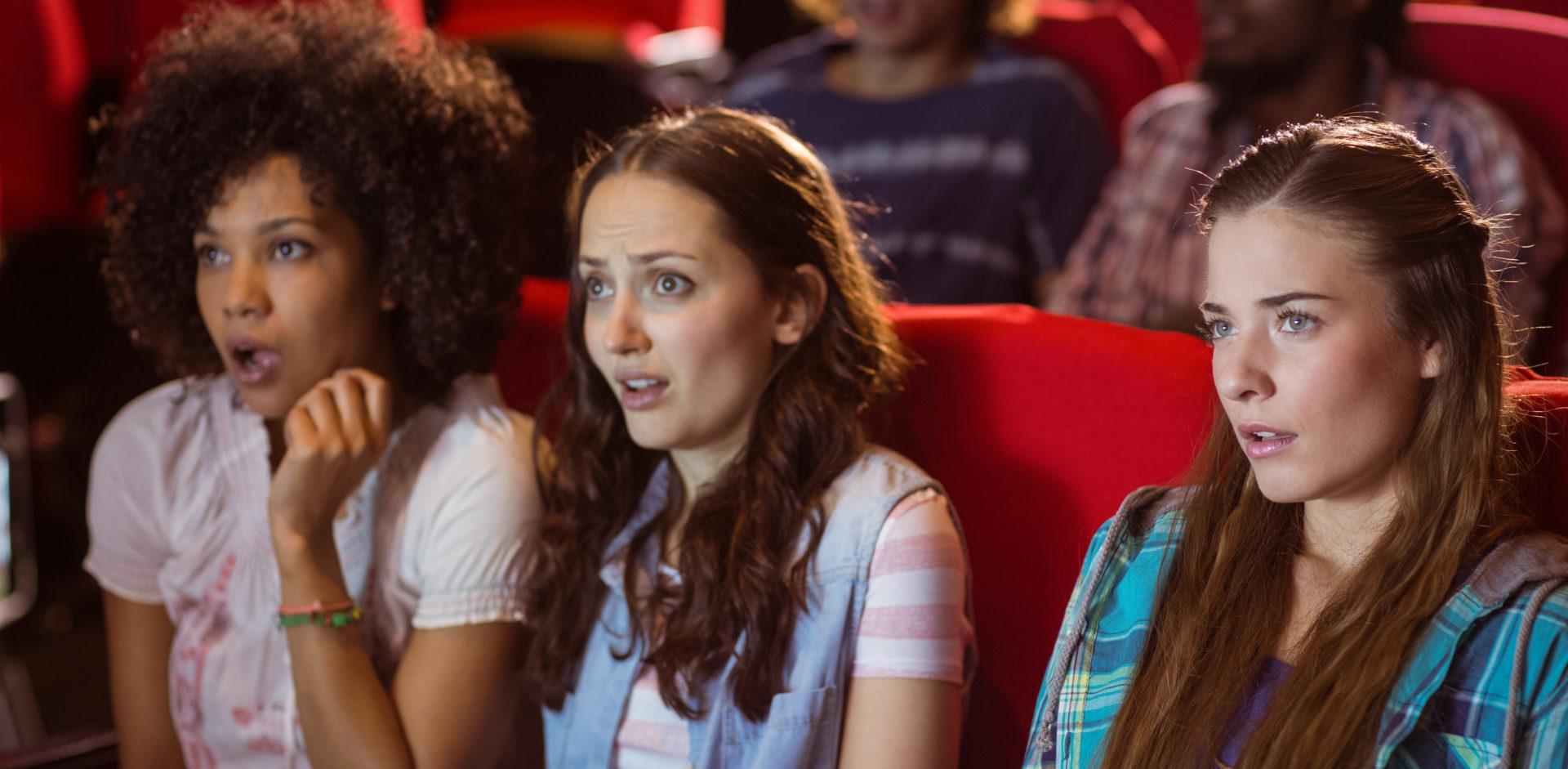 Filmes com heroínas mulheres