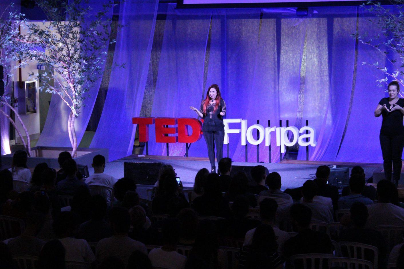 Uatt? em parceria com o TEDxFloripa 2017