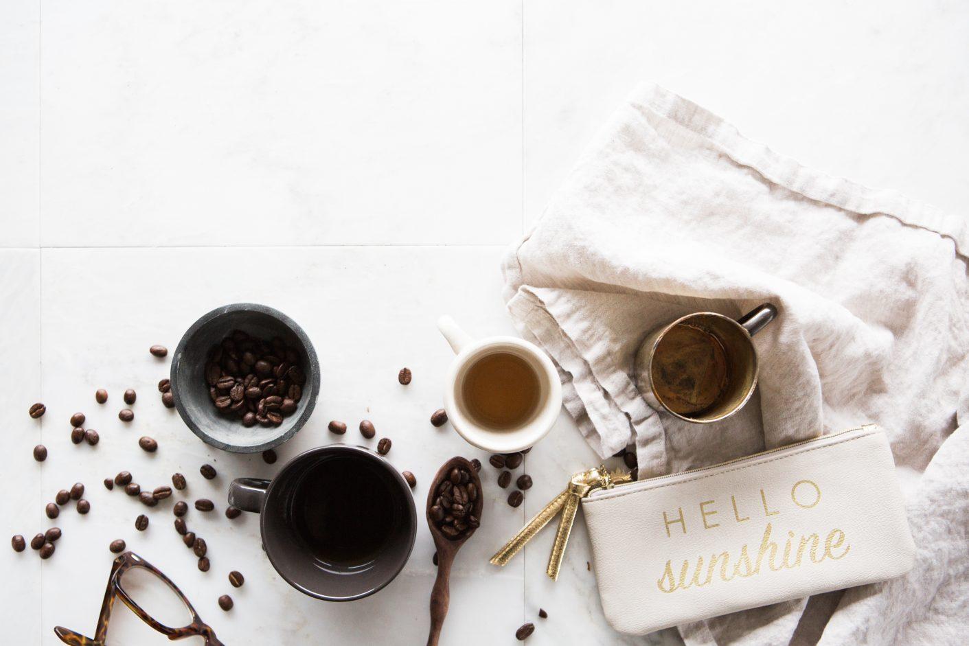 Comemore o Dia Mundial do Café com a gente!