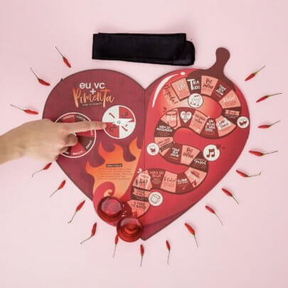 presentes criativos para o dia dos namorados - jogo de tabuleiro