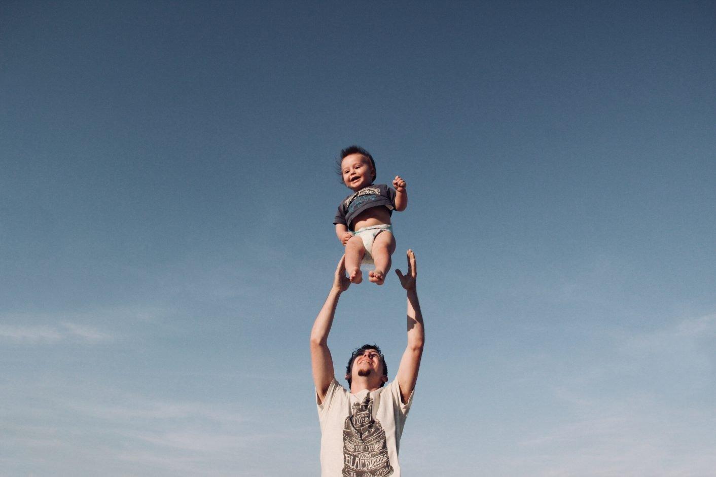 6 gifs e vídeos de pais sendo pais
